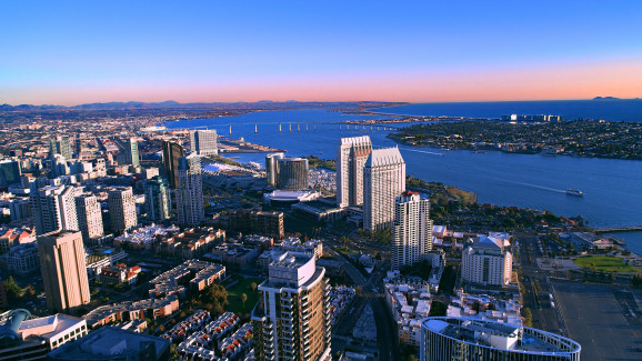 san diego matures as tech hub in America