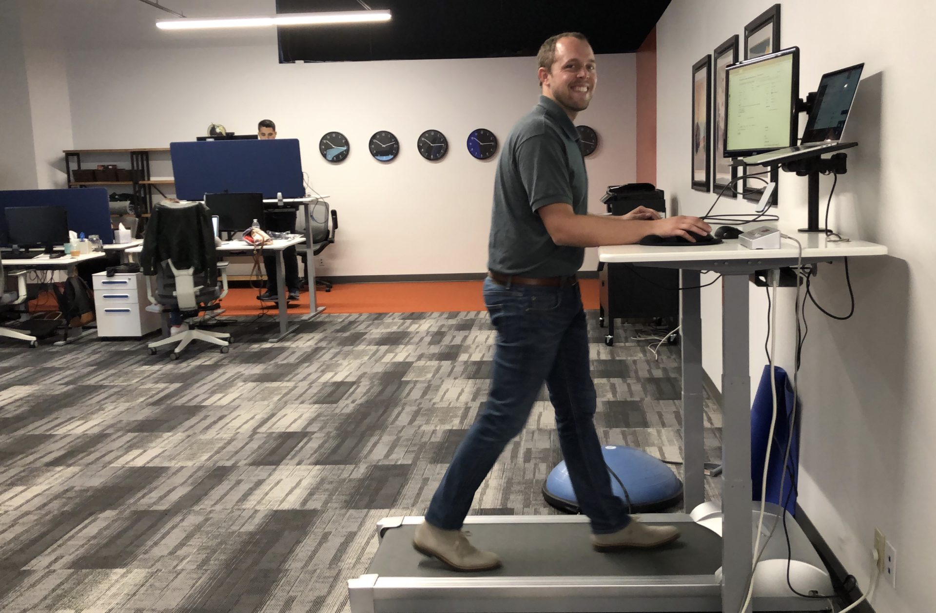 Cloudbeds San Diego headquarters have great perks for their employees
