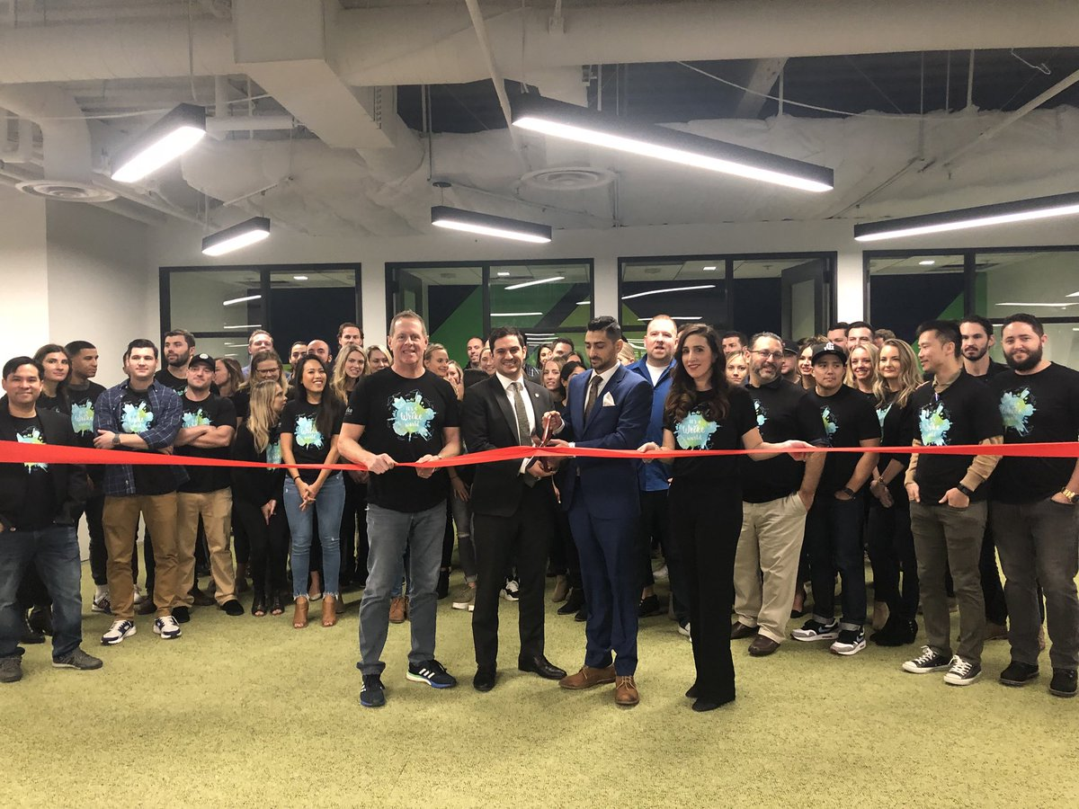 Global software company, Wrike, expands offices in San Diego