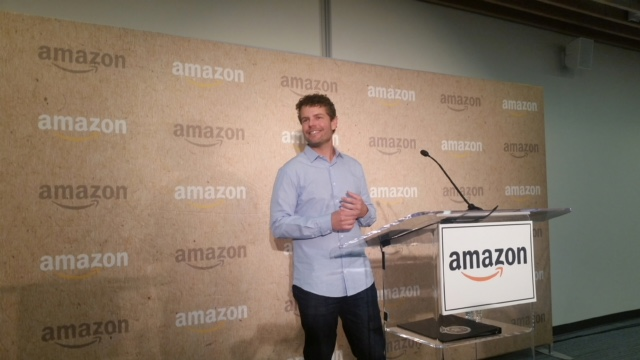 Amazon announces office in San Diego