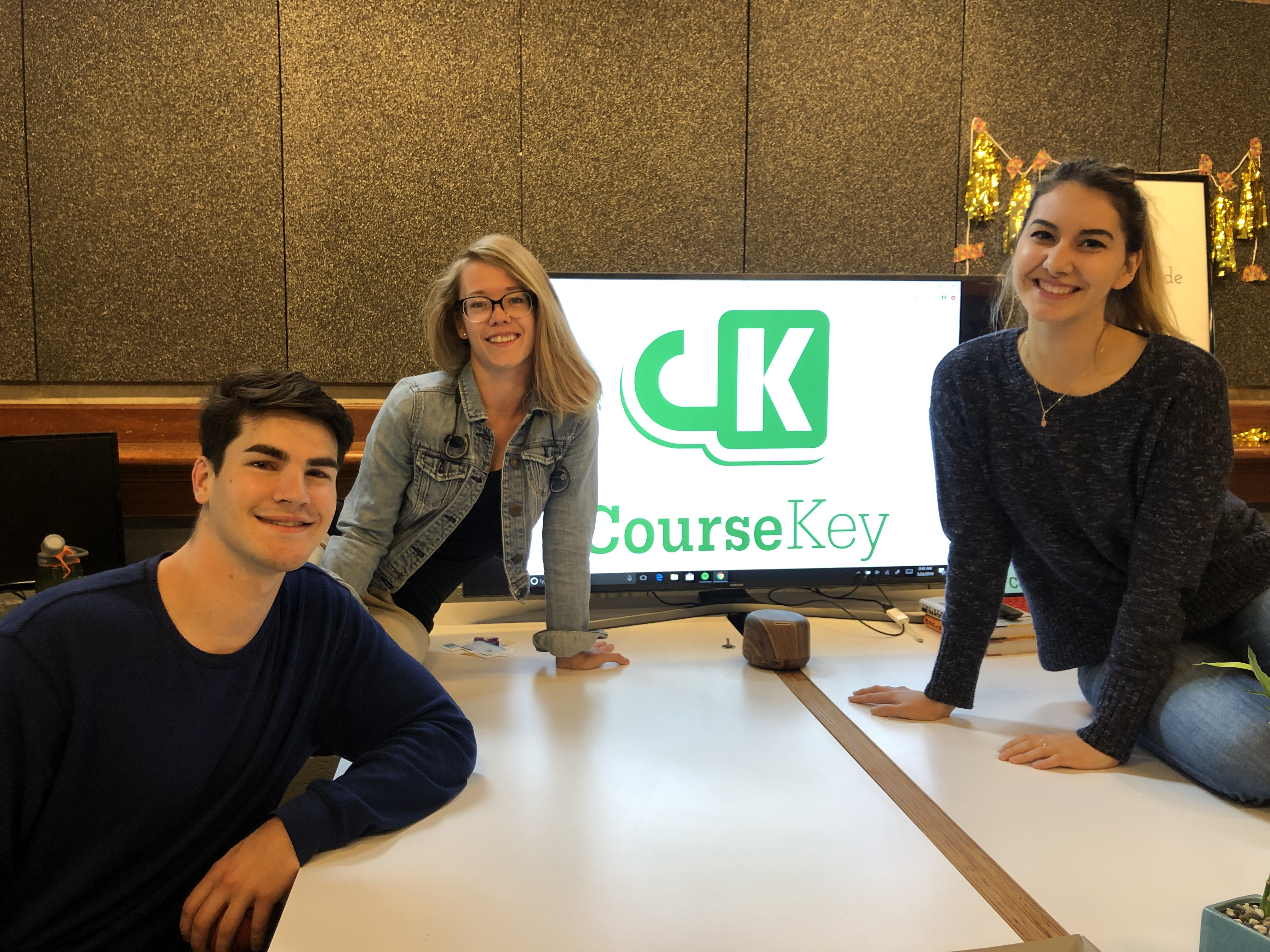 #TakeoverTuesday with tech startup CourseKey