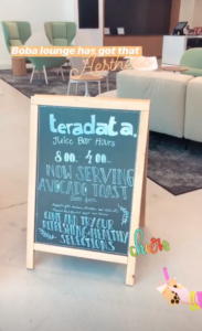 See what it's like to work at Teradata's new San Diego HQ