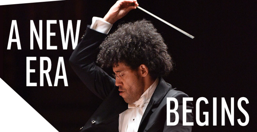 San Diego Symphony's new music director, Rafael Payare, debuts this weekend.